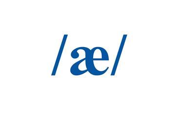 Cách phát âm /æ/ trong tiếng Anh